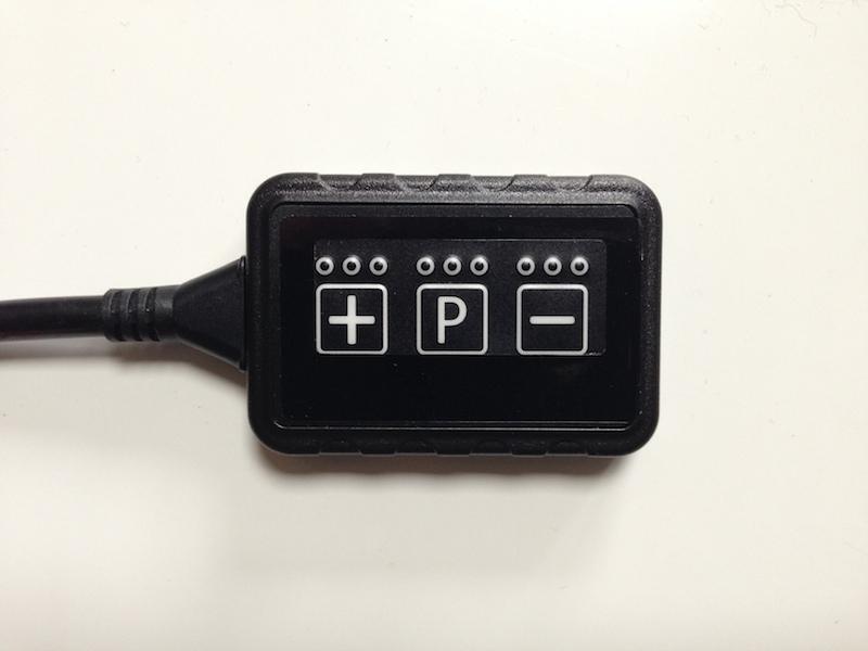 Nouveau pedalbox kitpower - power pedal