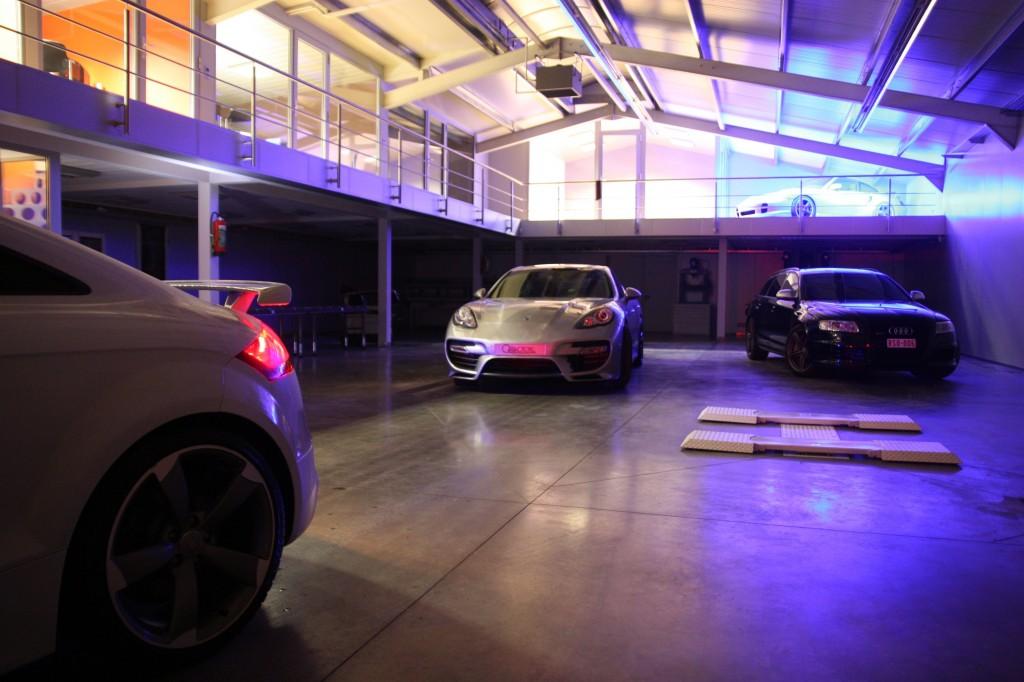 Kitpower : Audi TT RS, Porsche GT2 et AUDI RS6