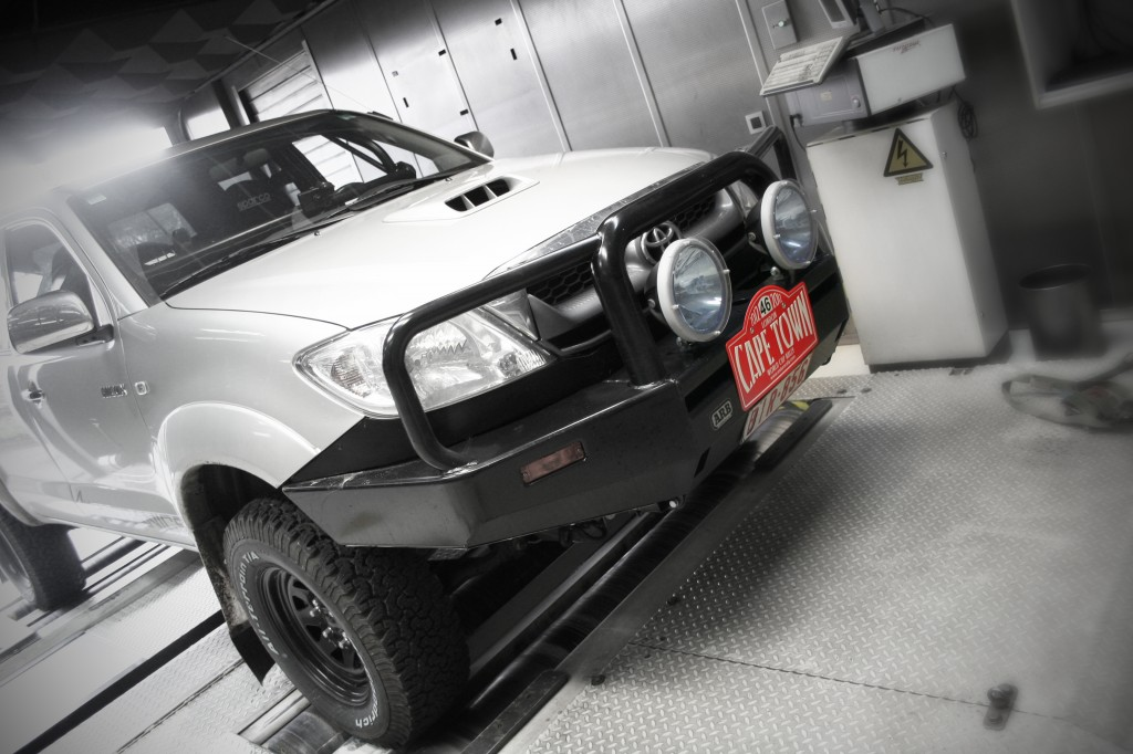 boitier additionnel Kitpower rallye 4x4