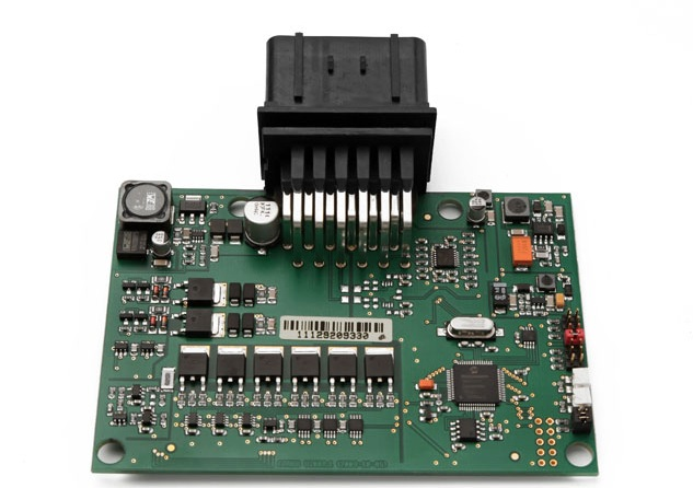 Carte electronique boitier moteur  kitpower