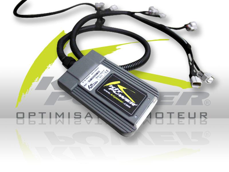 Boitier additionnel  de puissance KItpower du Toyota Hilux 2.4 D-4D