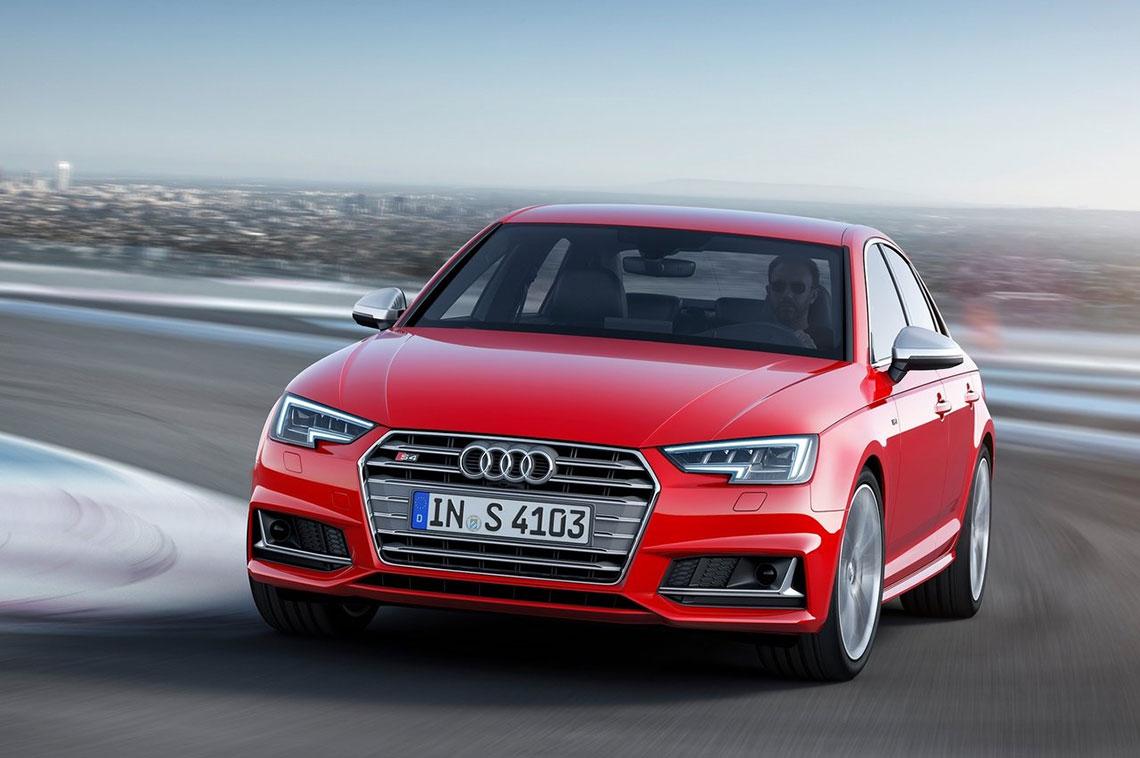 Kitpower équipe les Audi A4 et S4 2015