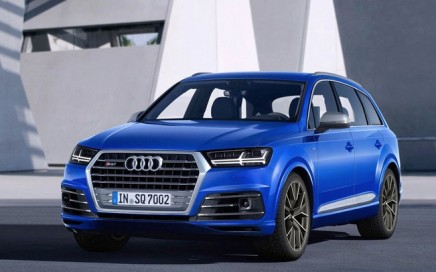 AUDI SQ7 boitier additionnel moteur Kitpower